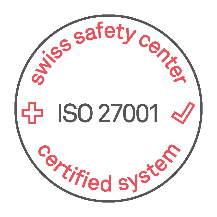 SSC ISO27001 volltransparent